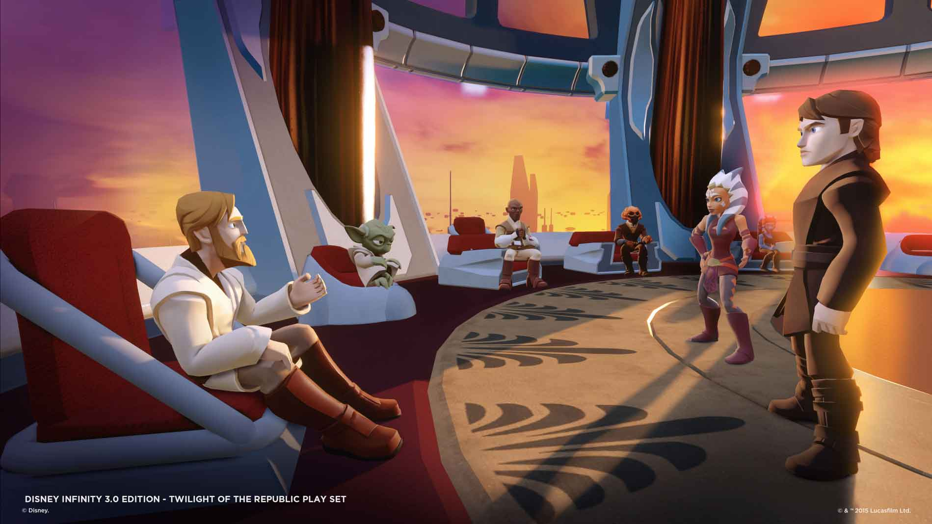 disney infinity 3 0 twilight of the republic play set high-res screens and new details