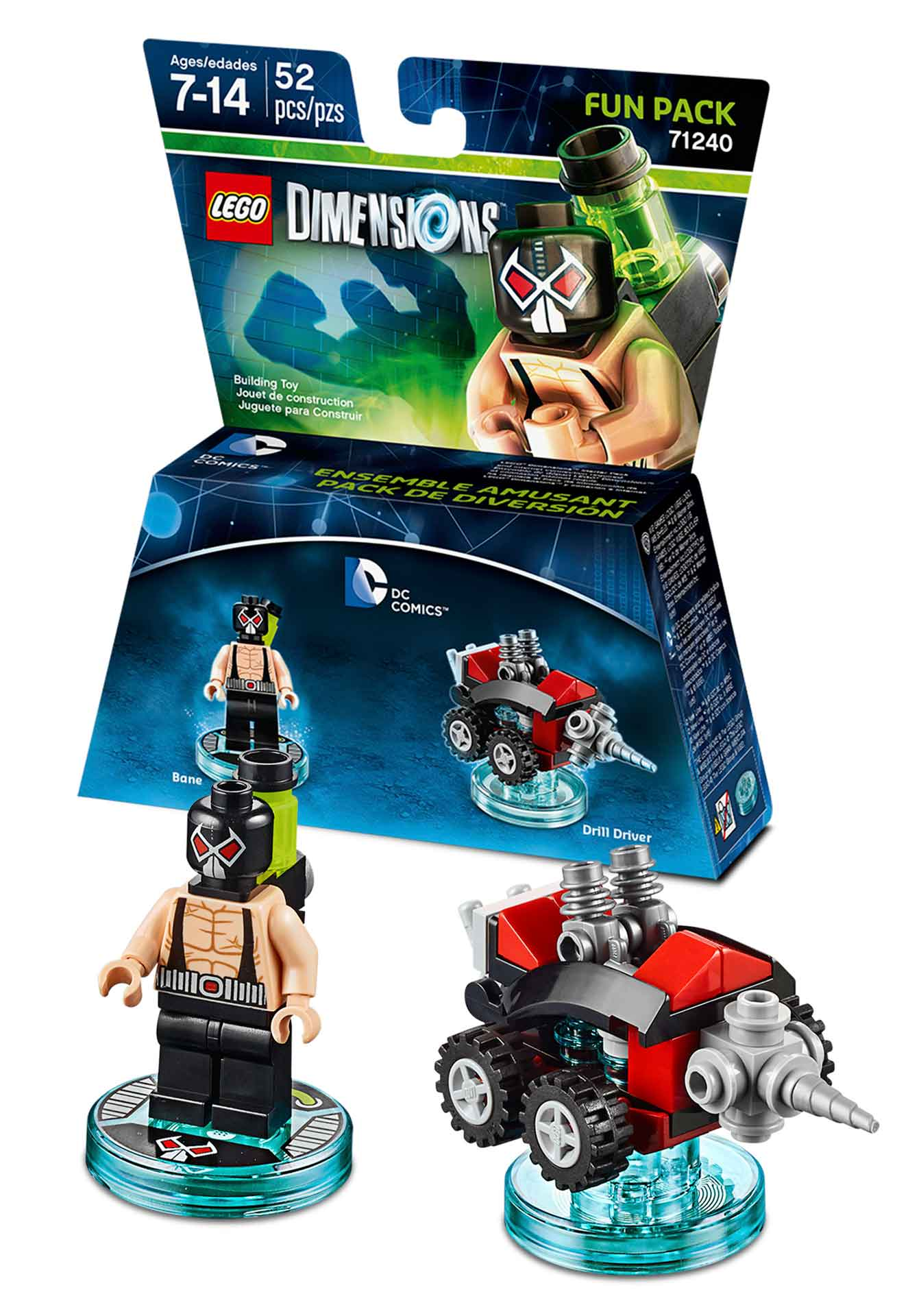 Doc Brown Announces New LEGO Dimensions Figures Including