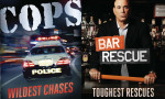 Win Cops Bar Rescue DVDs