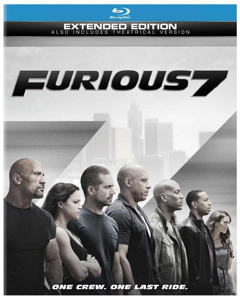 Rockets Vs Warriors Box: Contest: Win Furious 7 On Blu-ray, DVD And Digital Combo