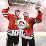 NHL 16 Cover Art