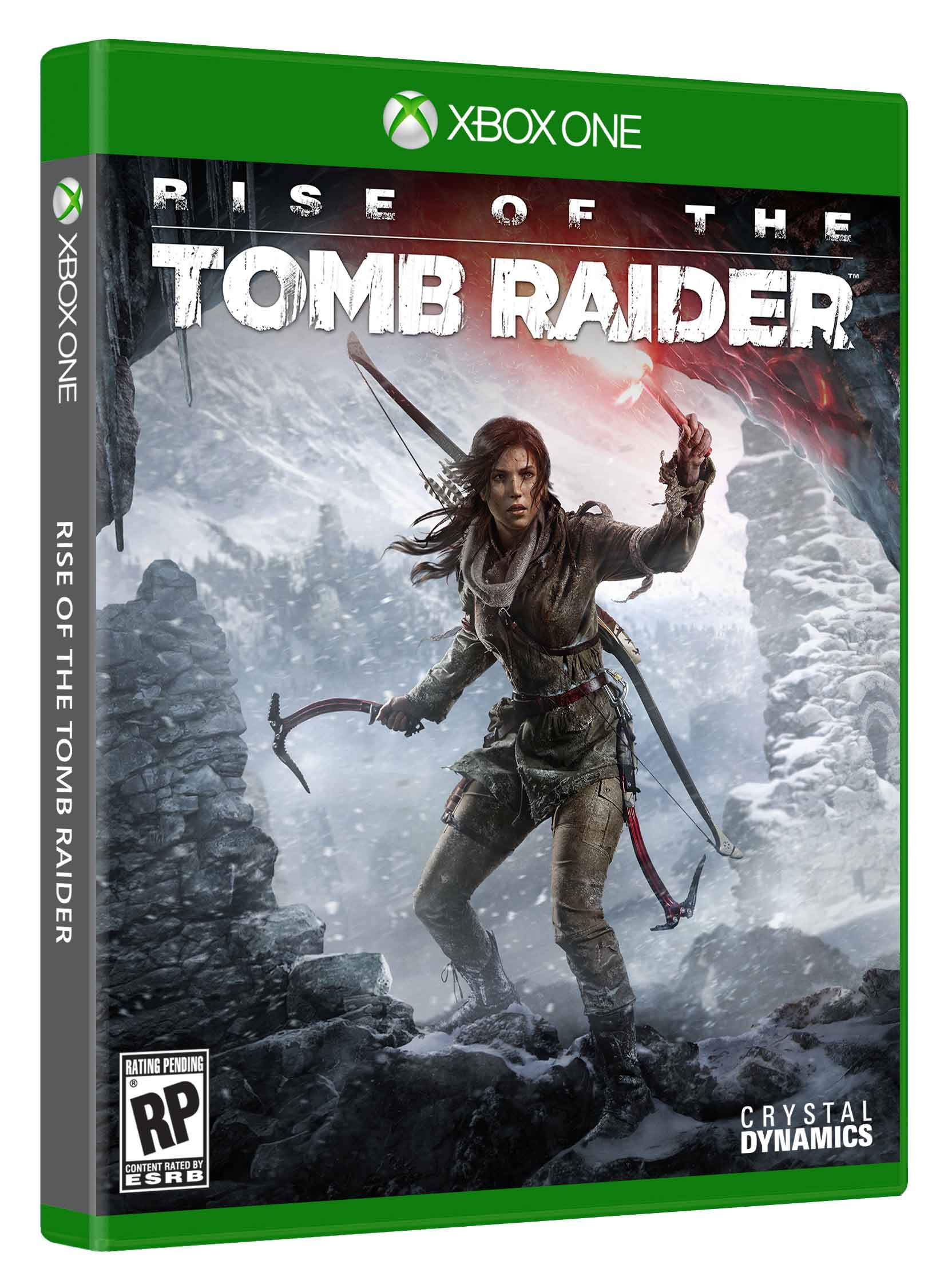 Xbox One Box Art New Rise of the...