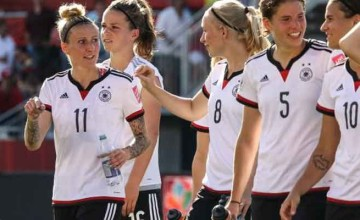 Watch Germany vs France online free