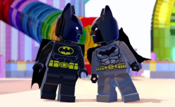 LEGO Dimensions story trailer