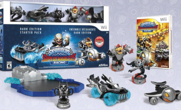 Skylanders SuperChargers Wii Dark Edition Bowser Toys R Us