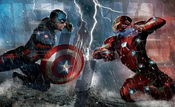 Captain America: Civil War Principal Photography wrapped