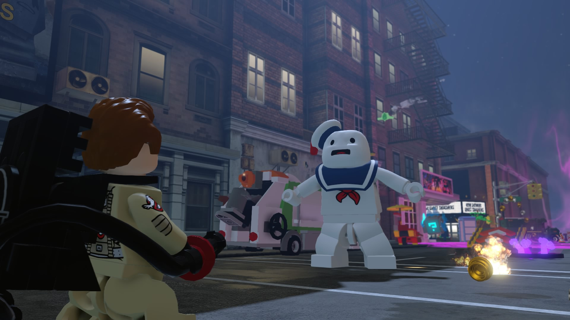 lego ghostbusters game xbox