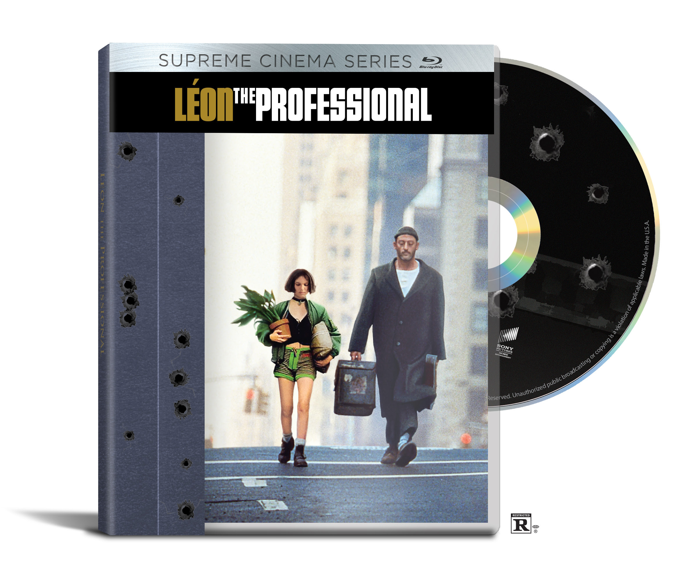 Warriors Vs Knights Live Stream Free: Supreme Cinema Series Blu-ray Line Expands With Leon: The