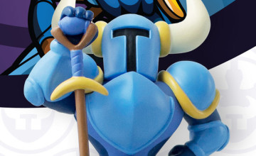 Shovel Knight amiibo announced
