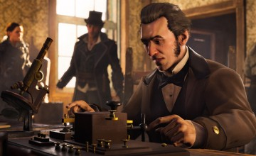 Assassin's Creed Syndicate Story Trailer