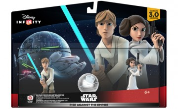 Disney Infinity 3.0 Rise Against The Empire Play Set Review