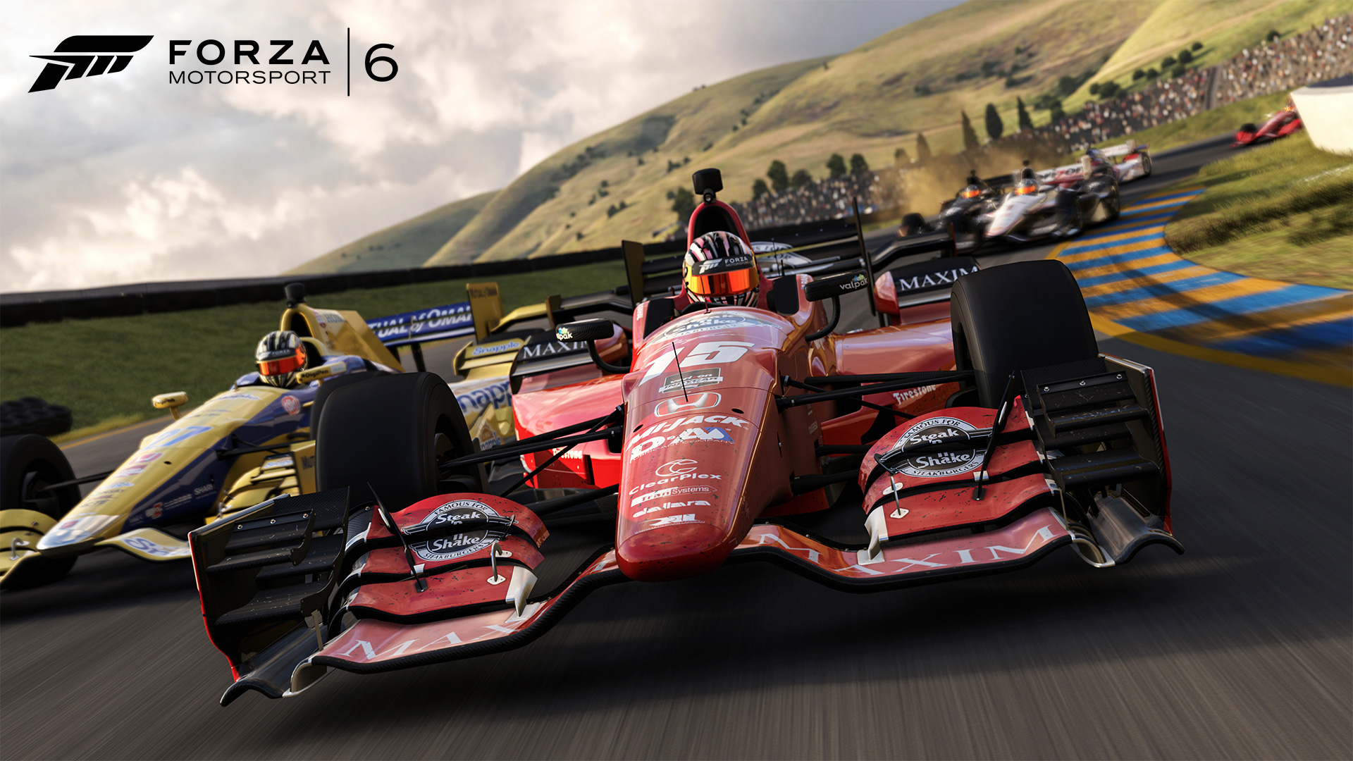 forza motorsport 6 review 10 years brings out the best. Black Bedroom Furniture Sets. Home Design Ideas