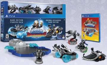 Skylanders SuperChargers Dark Edition PS4 Review