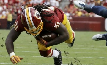 Watch Redskins vs Giants online