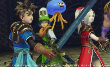Dragon Quest Heroes Preview