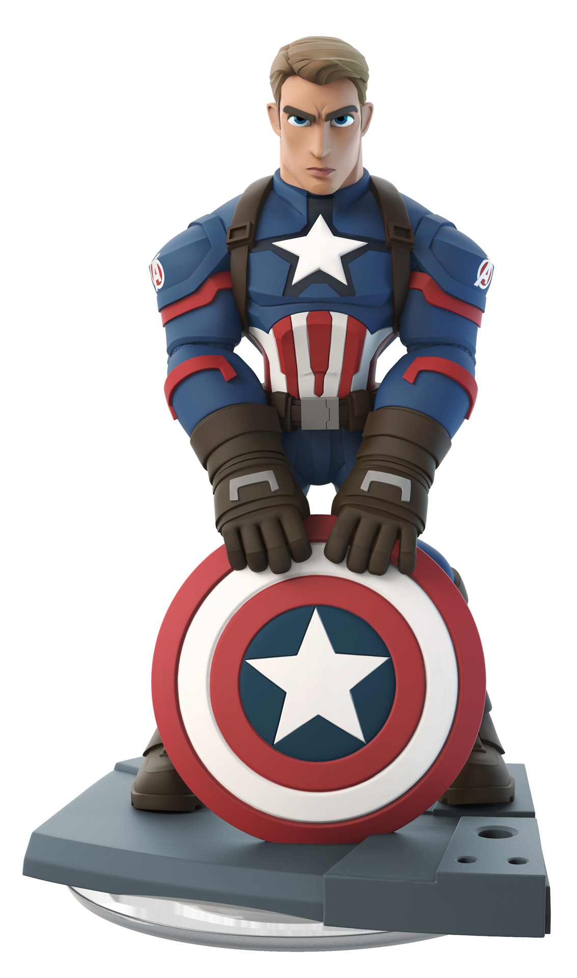 captain america joins disney infinity 3 0 with chris evans likeness thehdroom. Black Bedroom Furniture Sets. Home Design Ideas