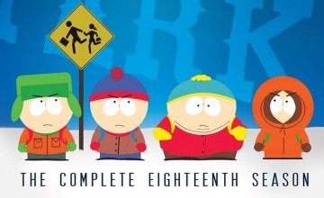 Contest South Park The Complete 18th Season