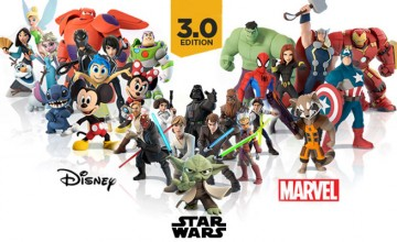 Disney Infinity 3.0 figure reveal