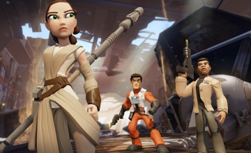 Disney Infinity 3.0 Star Wars The Force Awakens
