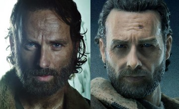 The Walking Dead Threezero Rick Grimes