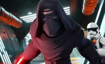 Star Wars: The Force Awakens Disney Infinity 3.0 Trailer