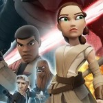 Star Wars: The Force Awakens Disney Infinity poster