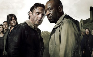 The Walking Dead Midseason Premiere trailer