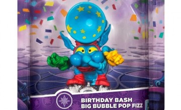 Birthday Bash Big Bubble Pop Fizz
