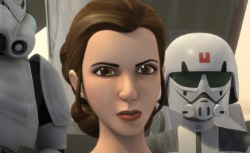 Princess Leia Star Wars Rebels