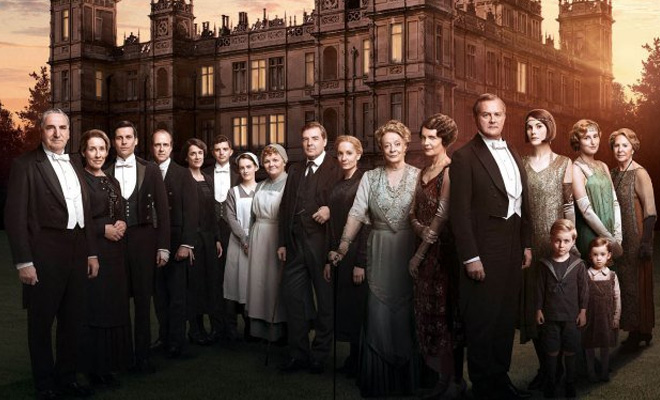 downtown abbey online