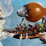 Ninjago Season 6 Skybound LEGO sets