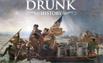 Win Drunk History Season 3