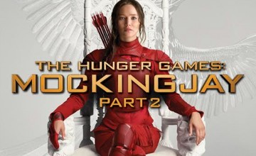 Win The Hunger Games: Mockingjay - Part 2