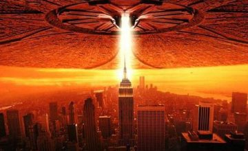 Independence Day 4K UHD Blu-ray