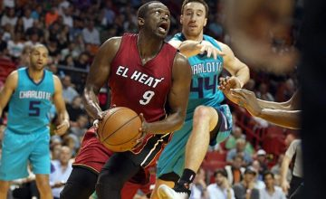Watch Miami Heat vs Charlotte Hornets Game 1 Online Free TNT Sports Live Streaming NBA Playoffs ...
