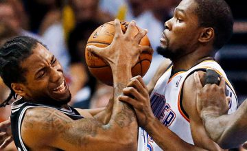 Watch Thunder vs Spurs online