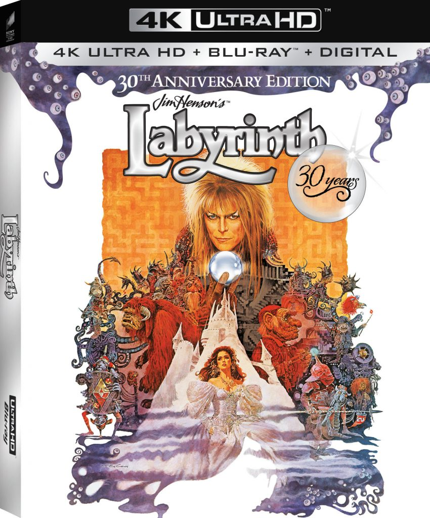 Lucifer Season 4 Release Date: Labyrinth 30th Anniversary Starring David Bowie Gets 4K