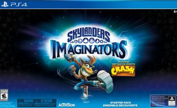 Crash Bandicoot Joins Skylanders