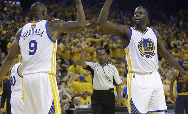 Watch NBA Finals Game 3 Online Free: Golden State Warriors vs Cleveland Cavaliers Live Streaming ...