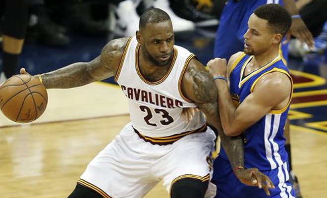 Watch NBA Finals Game 6 Online Free: Golden State Warriors vs Cleveland Cavaliers Live Streaming ...
