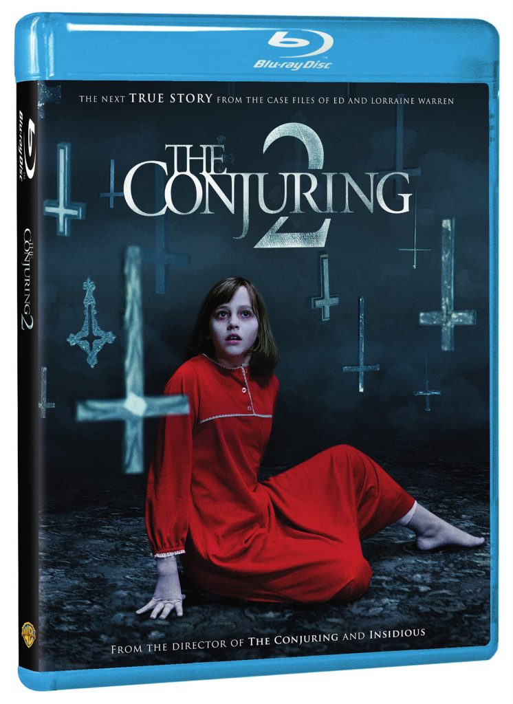 The Conjuring 2 The Enfield Poltergeist Movie starring Patrick Wilson ...