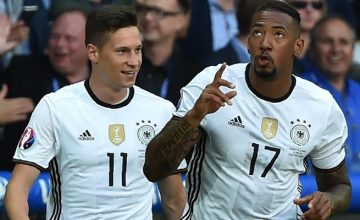 Watch Germany vs Nigeria online