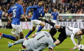 Watch Germany vs Italy online