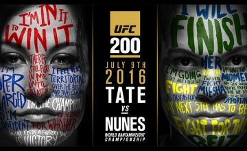 Watch UFC 200 online