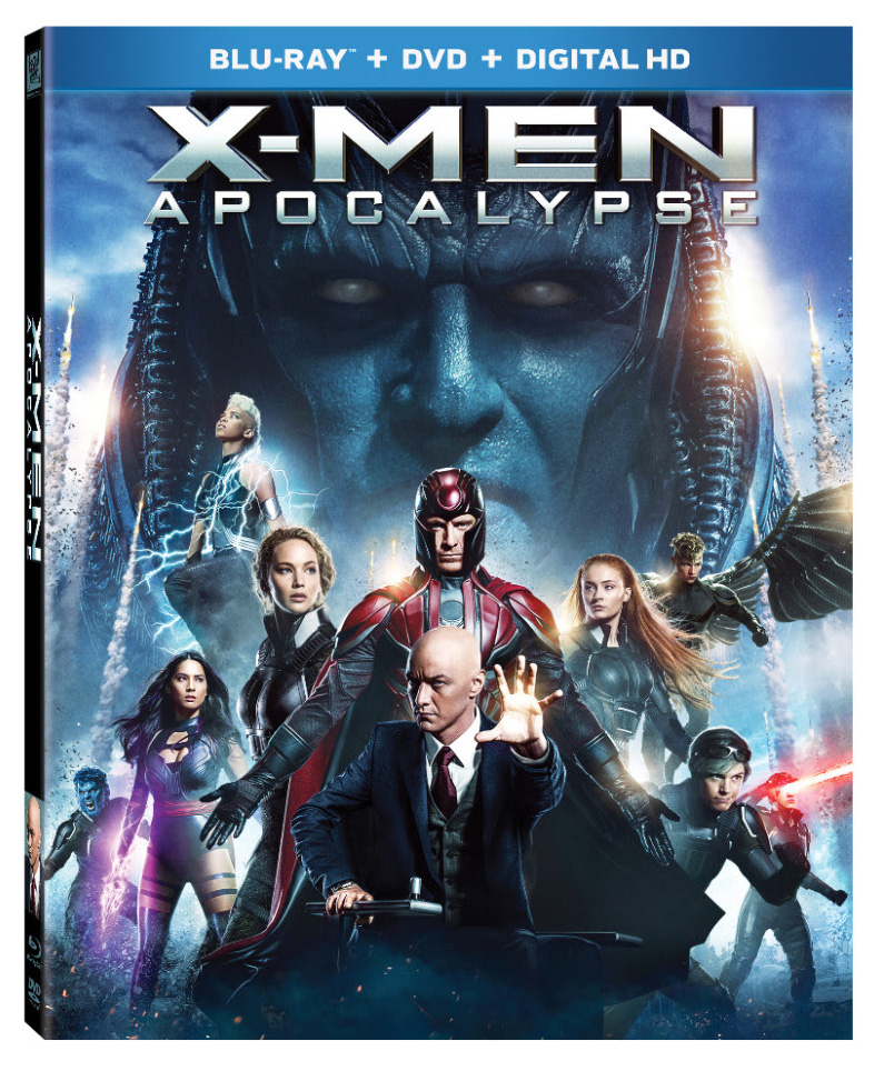 X-Men: Apocalypse 4K, Blu-ray And DVD Release Date And