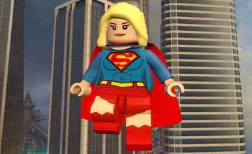 LEGO Dimensions PS4 Exclusive Supergirl