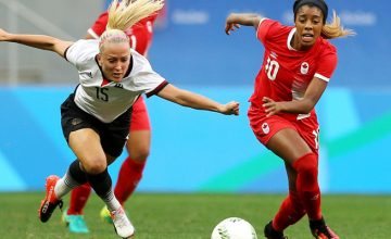 Watch Germany vs Canada Olympics Soccer