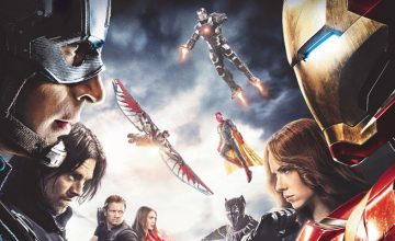 Captain America: Civil War Blu-ray 3D review