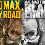 Mad Max High Octane Black and Chrome