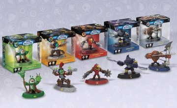 Skylanders Imaginators Sensei Villains
